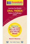 ESSENTIALS ORAL FRENCH LEAVING CERT HIGHER/ORDINARY LEVEL