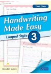 Handwriting Made Easy – Looped Style 3 (Third Class)