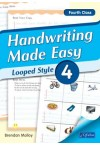 Handwriting Made Easy – Looped Style 4 (Fourth Class)