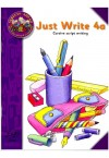 JUST WRITE 4A - (CURSIVE)
