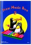 NEW MUSIC BOX 2  ACTIVITY BOOK