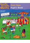 Ready Steady Maths - 1st Class Pupil's Book
