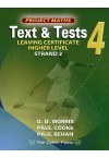 TEXT & TESTS 4  Project Maths Strand 2
