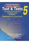 TEXT & TESTS 5  Project Maths Strand 1