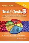 TEXT & TESTS 3  Strands 1-5 Leaving Cert Ordinary 2014 onwards