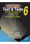 TEXT & TESTS 6  Project Maths (New Edition)