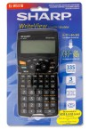 SHARP EL-W531B WRITE VIEW SCIENTIFIC CALCULATOR