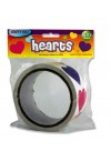 CRAFTY BITZ ROLL 870 STICKERS - HEARTS
