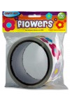 CRAFTY BITZ ROLL 780 STICKERS - FLOWERS