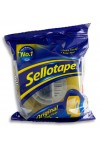 18x33m ROLL SELLOTAPE  (BAG)