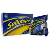 SELLOTAPE 24x66mm ORIGINAL GOLDEN TAPE