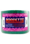 BORDETTE BORDER 57mm x 15m - EMERALD GREEN