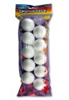 CRAFTY BITZ PACKET OF 10 POLYSTYRENE BALLS - 5cm