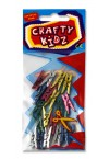 CRAFTY KIDZ PACKET OF 20 MINI PEGS