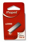 MAPED BOX 2000 26/6 STAPLES