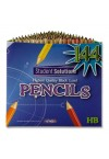 SCHOOL VALUE TUB - 144 HB PENCILS