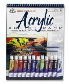 ACRYLIC ARTIST PACK