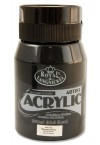 500ml ACRYLIC POTS - PAYNES GREY