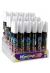 8g CHALK MARKER - WHITE