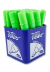 TRATTO VIDEO HIGHLIGHTER - GREEN