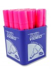 TRATTO VIDEO HIGHLIGHTER - PINK