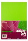 PREMIER A4 160gsm ACTIVITY CARD 50 SHEETS - PARROT