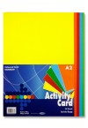 PREMIER A2 ACTIVITY CARD 25 SHEETS - RAINBOW