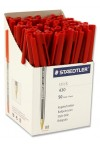 STAEDTLER PEN - RED