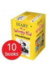 Diary of a Wimpy Kid - 10 Book Collection (RRP €84.99, SAVE €51)