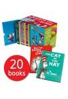 Dr. Seuss Series 20 Books Gift Box Set - (RRP €100, SAVE €55)