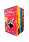 David Walliams Collection 5 Books Box Set (RRP €41.99, Save €13)