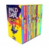 Roald Dahl 15 Books Box Set (RRP €120, SAVE €80)